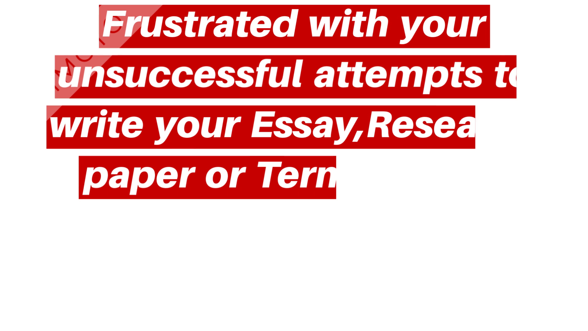 Best term paper writing service helps you to achieve your Dreams in academics