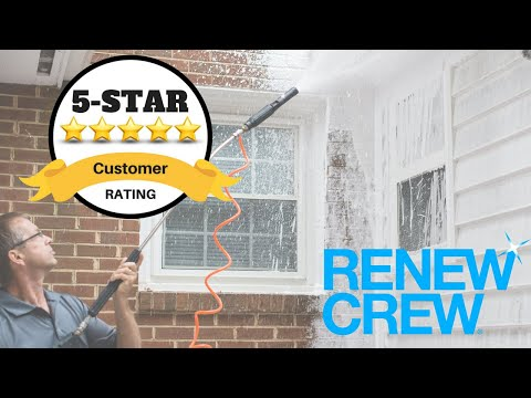 Alpharetta Power Washing Services Incredible 5 Star Review