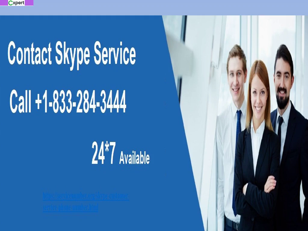 Skype Customer Service Number 1-833-284-3444 USA