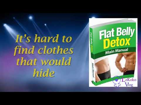 Flat Belly Detox Review DOES IT REALLY WORK