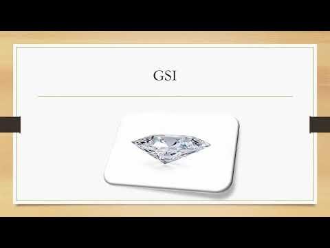 GSI certificate