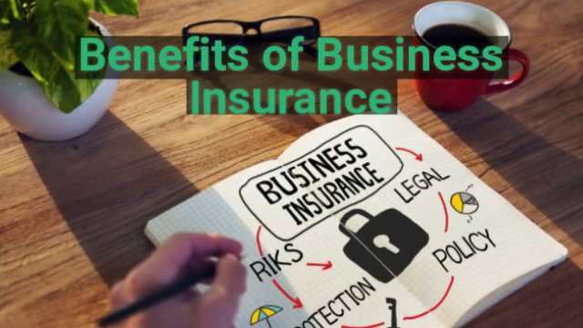 Benefits of Business Insurance