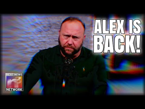 Alex Jones: The Most DANGEROUS MAN On The Internet RETURNS