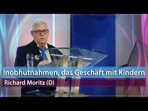 13. AZK - Inobhutnahmen, das Geschäft  mit den Kindern - Richard Moritz