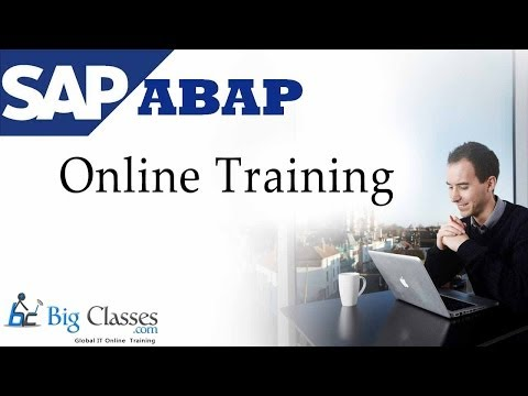 SAP ABAP Online Training | FREE Video Tutorial