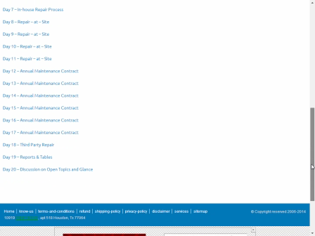 SAP CS (Customer Service) Course Content | SAP CS Online Training @ Crescent IT Solutions