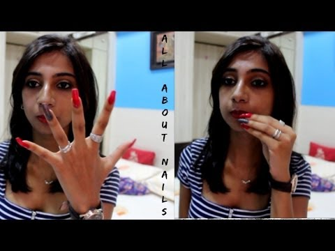All About Nails {Nail Growth & Stronger Nails} II Indian Beauty & Fashion Guru