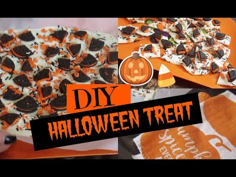 DIY Halloween Treat | Quick & Simple | Pinterest Inspired