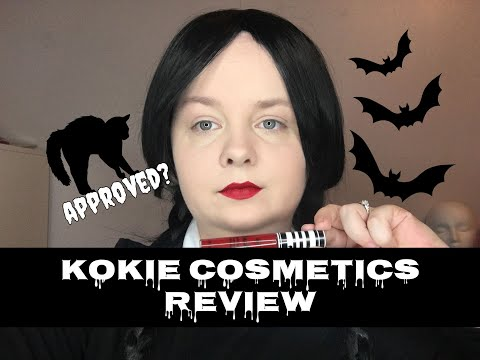 Kokie Cosmetics | Kissable Liquid Lipstick in Boss Lady | Review