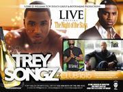 Trey Songz & Tank Host the Night of the Stars