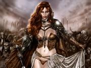 Athana Vampire Warrior G0ddess