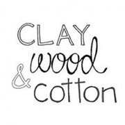 Clay Wood & Cotton