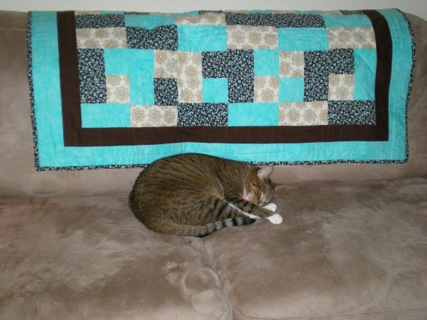 sam and blue quilt