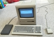 Floppy Emu in Apple HDI-20 Enclosure