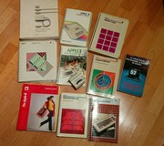 Donation recevied of books and software
