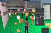 Second Life Build Workshop
