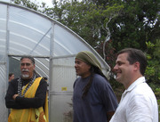 UH Aquaponics Program & Ikayzo on the Big Island