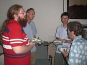 The EE, Solar Guy, Robotics Guy and Mauna Loa guy