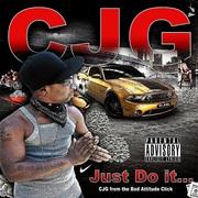 C.J.G. - Mr. Bad Attitude