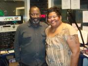 Kevin Amos and Miss Freddye