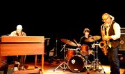 Erik Lawrence Trio with Pete Levin on B3