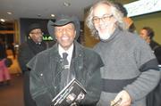 Roy Haynes and Erik Lawrence