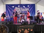 WHISKEY REBELLION FESTIVAL - JULY 2013
