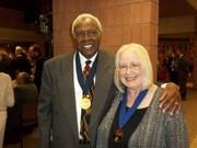 Michele and Art Nance MCG Jazz 2013 Awards