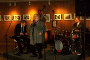 Michele Bensen MCG Jazz Awards 2013 after party band