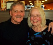 Harry and Michele at GEMD Bethel 2012
