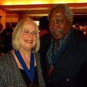 Michele, Roger Humphries MCG Jazz AWARDS 2013