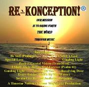 """Re-Konception!"" CD Cover"