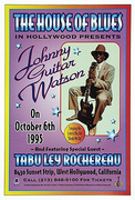 Johnny Guitar Watson:In The of Blues, 1995