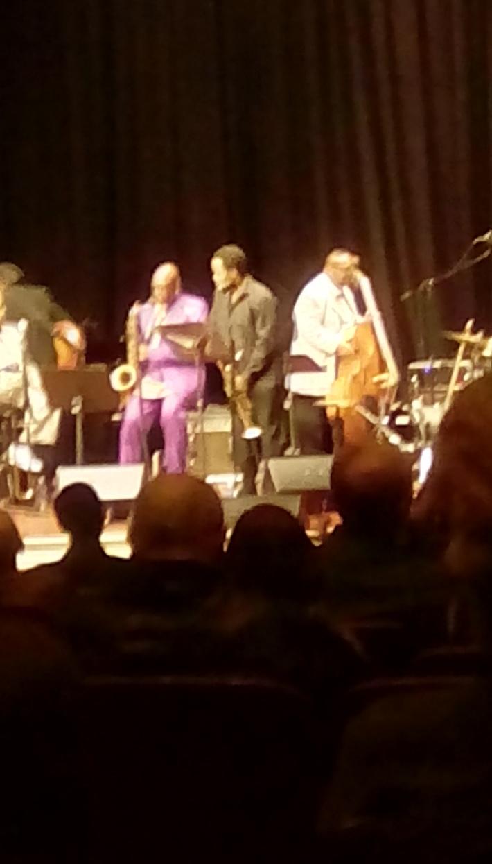 Pitt Jazz Seminar Concert 2016