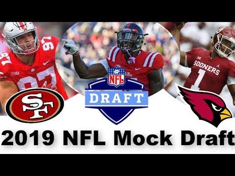 @2019 NFL Draft Live Online