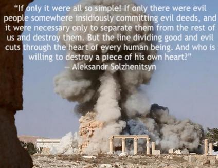 Aleksandr Solzhenitsyn Quote