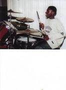 jon play drums