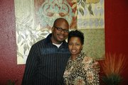 Playwright Laterras R. Whitfield and Born2wryte