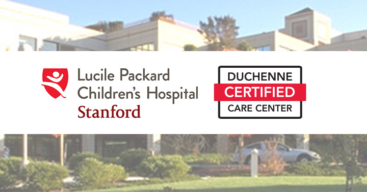 PPMD Names Stanford Comprehensive Neuromuscular Clinic at Lucile