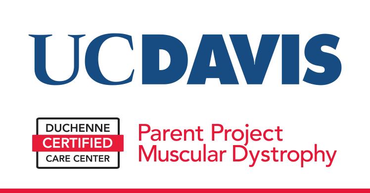 PPMD Designates UC Davis a Certified Duchenne Care Center