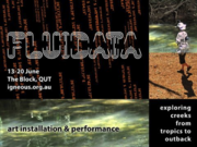 FLUIDATA--Networked Performances by Igneous