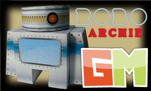 robo archie