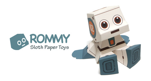 eddie rodriguez's Page - Nice Paper Toys