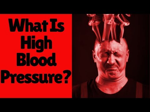 WHAT IS HIGH BLOOD PRESSURE ?   Learn The New High Blood Pressure Range & What Hypertension Means