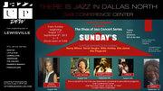 Jazz Up | DFW: Developing the Market of Jazz