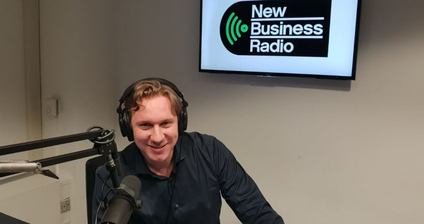 Luke Liplijn New Business Radio Media Park Hilversum