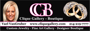 Clique Gallery - Boutique - Logo