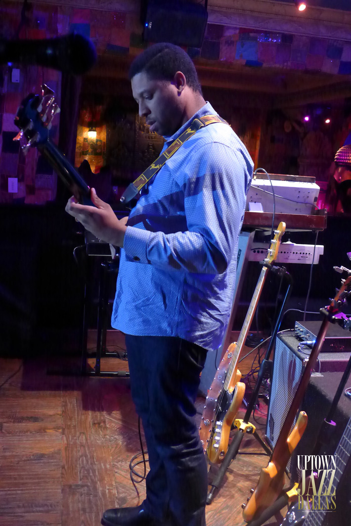 Jazzmasters Lounge: Bass Brothers United   AXE 14 CD Release/Performance Set