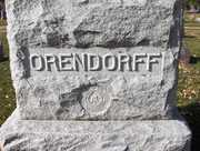 J Orendorff