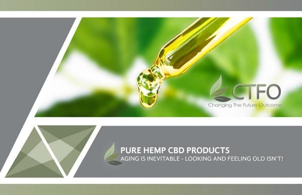 CTFO Pure Hemp Oil Drops Pic